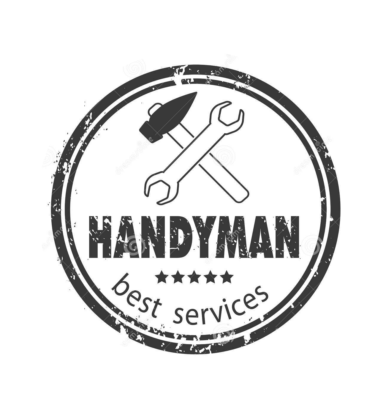 handyman-services-design-your-logo-emblem-grey-stamp-white-background-set-workers-tools-stock-flat-85749815